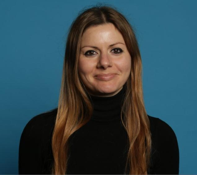 VFX Supervisor Artemis Oikonomopoulou