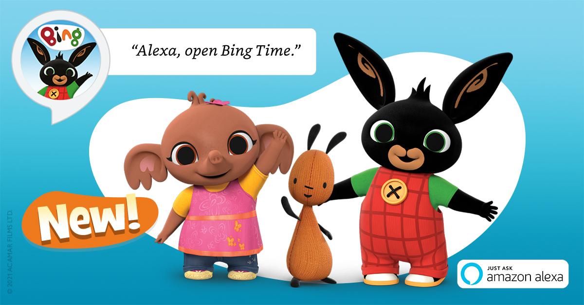 Image: Bing Characters by Acamar
